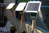 太陽能手耕氣泵